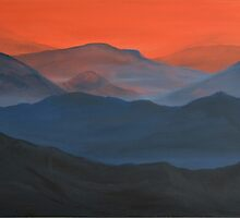 Mountains of Mourne by Mike Paget