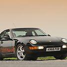 Porsche 968 CS by supersnapper