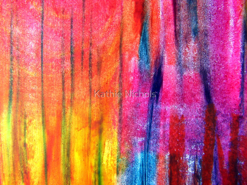 Colors of Africa by Kathie Nichols