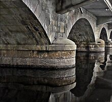 Bridge over Smooth Waters by Julesrules