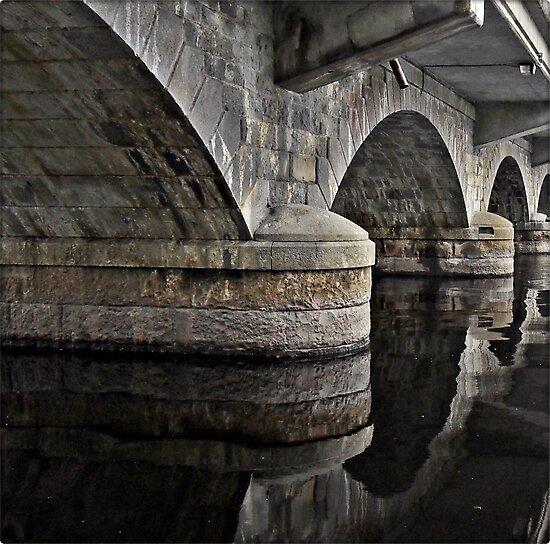 Bridge over Smooth Waters by Julesrules