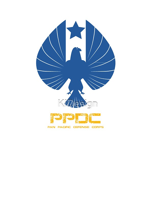 """Pan Pacific Defense Corps"" Stickers by KiDesign 