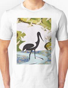 Jabiru Unisex T-Shirt