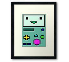 PIXEL - BMO Framed Print