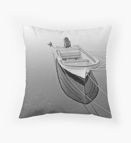 Waiting for you ... Throw Pillow