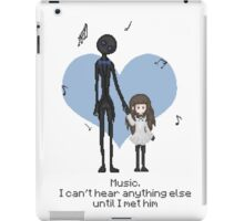 Deemo pixel iPad Case/Skin
