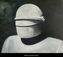 Gort Robot by Michael Diliberto