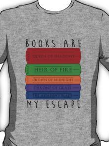 Books Are My Escape T-Shirt