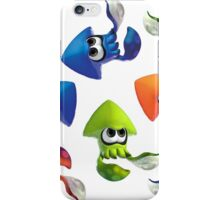Splatoon! Just Squidding iPhone Case/Skin