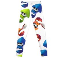 Splatoon! Just Squidding Leggings