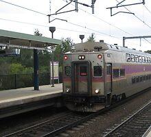 1706 MBTA Commuter Rail by Eric Sanford