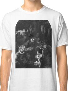 Virgin of the rocks Classic T-Shirt