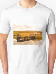 Wee pier on the water T-Shirt
