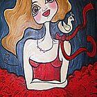PEARL by Barbara Cannon  ART.. AKA Barbieville