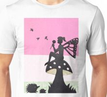 Fairy with Thistle Unisex T-Shirt