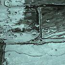 Rain on the Balcony by John Hearn