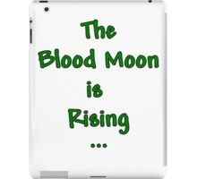 "Terraria Based ""The Blood Moon Is Rising"" iPad Case/Skin"