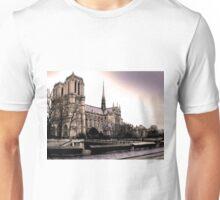 Notre Dame De Paris Is A Landmark Unisex T-Shirt