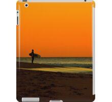 Lone Surfer iPad Case/Skin