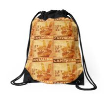 Let It Be Drawstring Bag