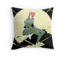 Final Emerald Throw Pillow