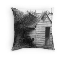 Askew ... Throw Pillow