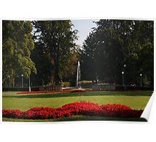 Royal Garden Poster