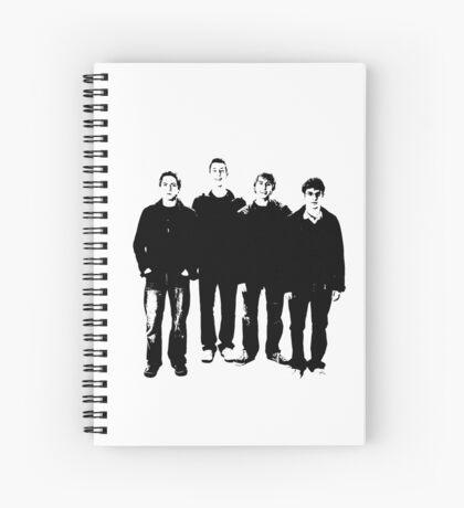 Inbetweeners Spiral Notebook