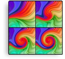 The Fourth Dimension Canvas Print