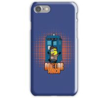 Doc Minion Generation 11 iPhone Case/Skin