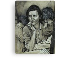 Dust Bowl Canvas Print