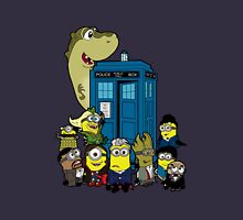 Doc Minion Generation 12 and Chums Unisex T-Shirt