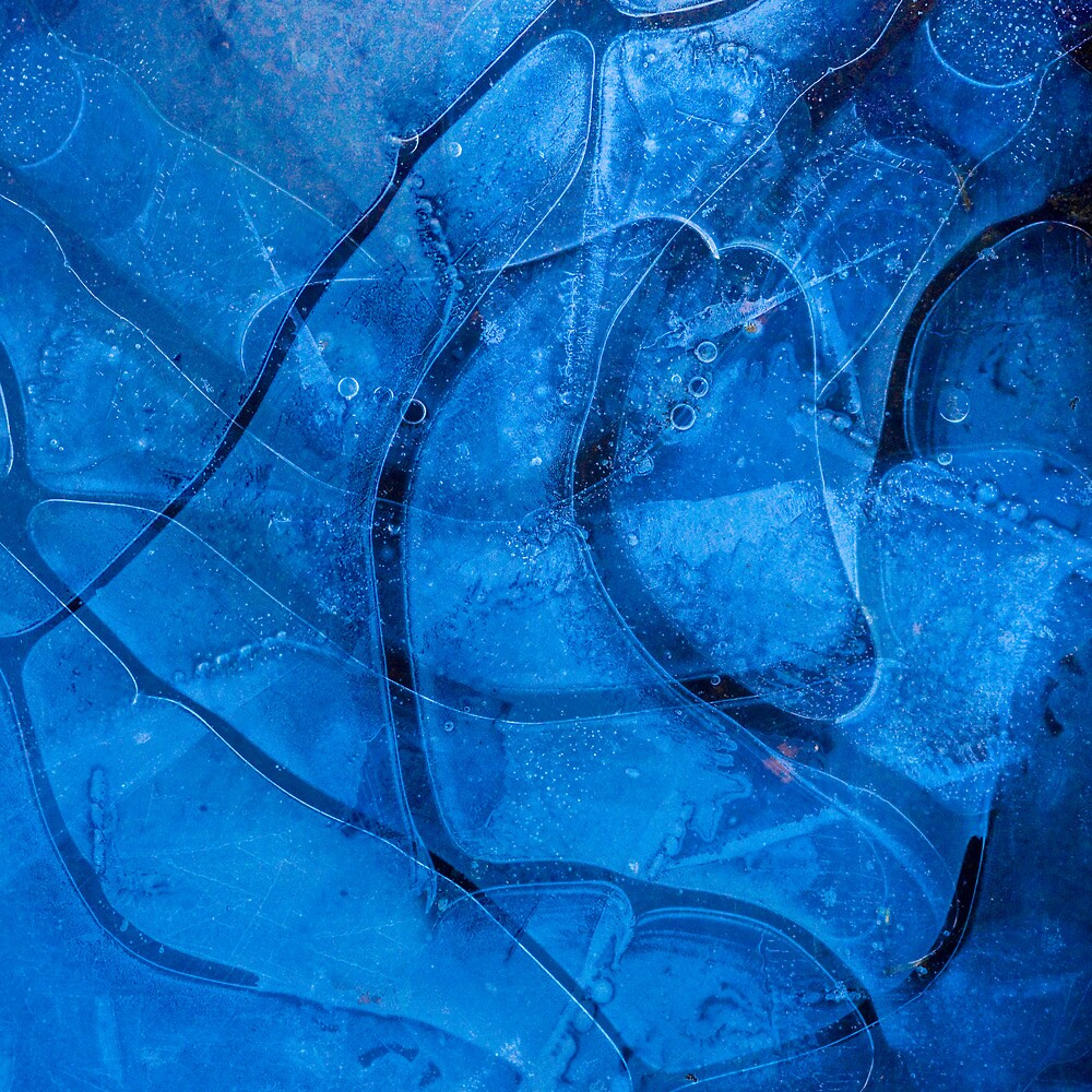 Blue Ice by finnarct