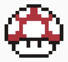 PIXEL - Super mushroom symmetric by Itsarakuya Matsume