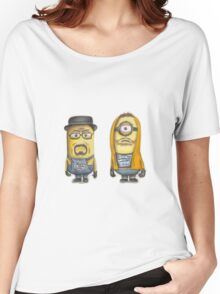 Breaking Bad Minions Women's Relaxed Fit T-Shirt