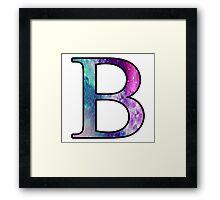 Beta Galaxy Framed Print