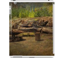 Bushman's Barbie iPad Case/Skin