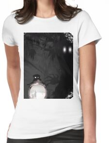 Under the Garden Hedge - The Lantern Womens Fitted T-Shirt