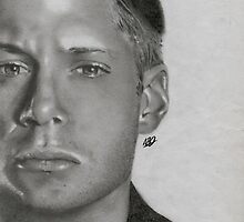 Jensen Ackles supernatural  by Alex  Bird