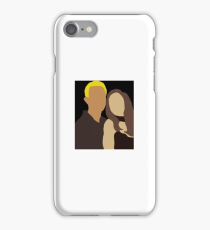Spike&Drusilla iPhone Case/Skin