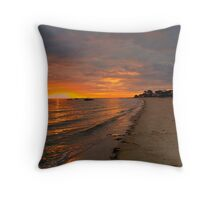 South Australia - Pure Gold - Sunrise Throw Pillow