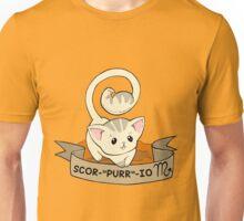 Catstrology - Scor-purr-io Unisex T-Shirt