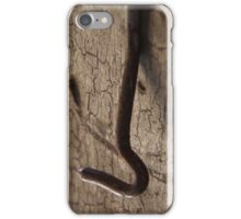 An Old Nail  iPhone Case/Skin