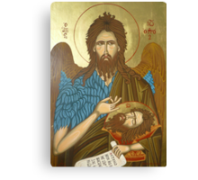 Saint Johannes Canvas Print