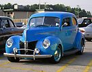 Blue Sportsman's Coupe by BCallahan
