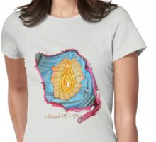 Jewel of LIFE Womens Fitted T-Shirt