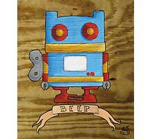BEEP Photographic Print