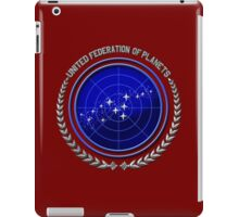 United Federation of Planets iPad Case/Skin