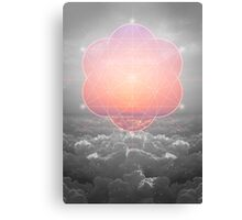The Sun Is But A Morning Star Canvas Print
