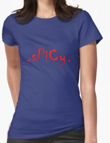 .sPiCy. Womens Fitted T-Shirt